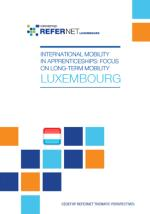 International mobility in apprenticeships: focus on long-term mobility - Luxembourg